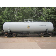Nigeria light oil Tank Wagon